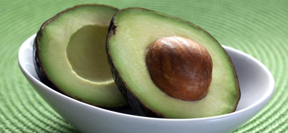 Ripe avocado credit Cranfield University